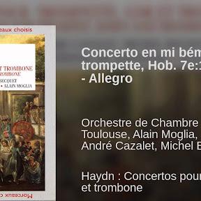 Orchestre de Chambre National de Toulouse, Alain Moglia, Patrick Lape... - Topic