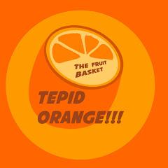 Tepid Orange
