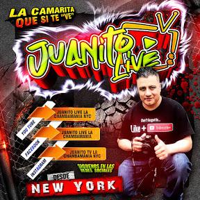 JUANITO LIVE LA CHAMBAMANIA NYC