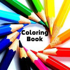 Coloring Book Fun Painting