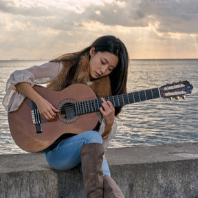 기타치는 하은이 Haeun Jang