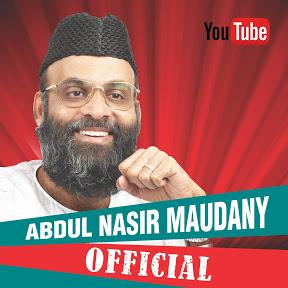 Abdul Nasir Maudany