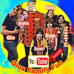 Gio's Family fun