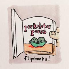 Perkolator Press Flipbooks