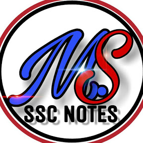 M.S SSC NOTES for all.