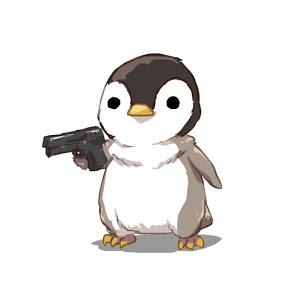 Penguin cyberbully