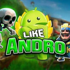 like andro