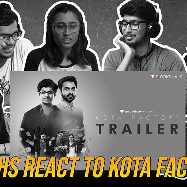 Third episode of 'Indian Youth Reacts' on the trailer of TVF's KOTA FACTORY live now ! *Link in bio or DM for link*  Indian Youth Reacts (IYR) is a new YouTube series showcasing never shown before views of Indian youths on various trending topics, pop culture happening around the world.  #indianyouth #youtube #tvf #kotafactory #iit