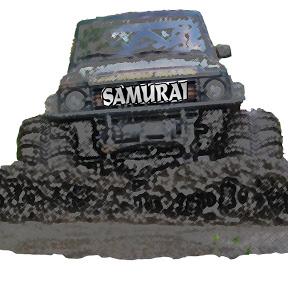 Вездеходы Самурай на колесах низкого давления