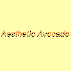 Aesthetic_ Avocado