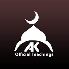 AK Official Teachings