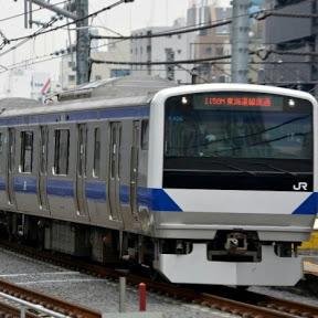 子供向け関東の鉄道チャンネル
