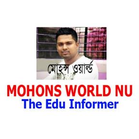 Mohons World NU