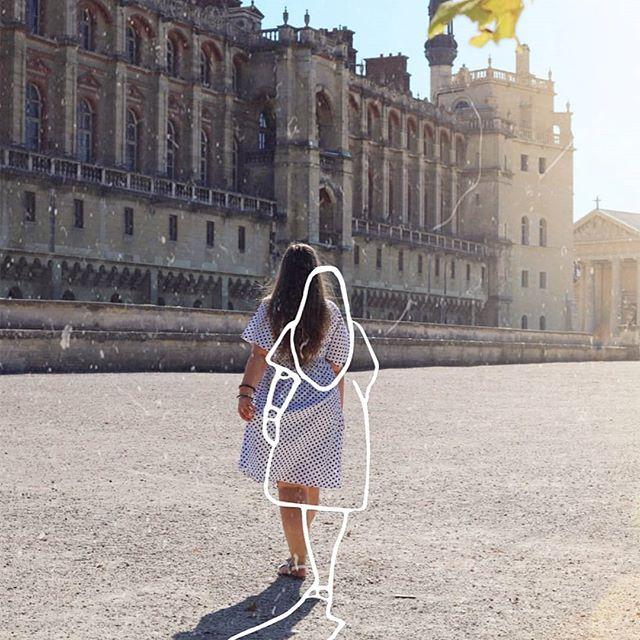 🔆Le soleil veut déjà nous quitter mais moi ça ne me convient pas vraiment... 🌼 J'espère que cette semaine ne sera pas trop fraîche 🌿 📍 #SaintGermainEnLaye . . . . #Monday #goodmorning #newday #lookoftoday #pinup #retro #vintage #frenchgirl #longhair #summervibes #ig_muse #portraitmood #portraitpage #folkportraits #paris #dressparty #lookdujour