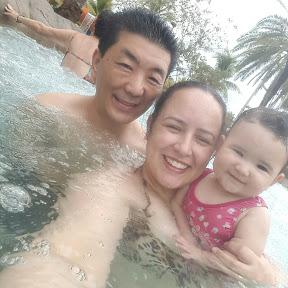 Família Yuasa no Japão