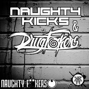 Naughty Kicks & Drug Fuckers - Topic