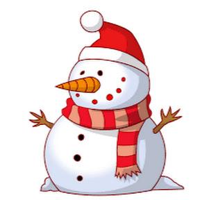 снеговик TV Сёмин