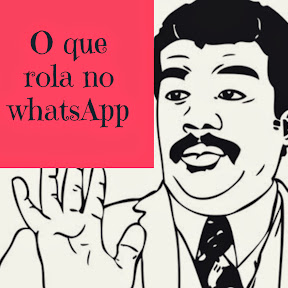 O que rola no WhatsApp