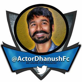 Actor Dhanush Fc