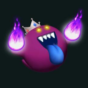 Dark King Boo AUTTP ATHDTC