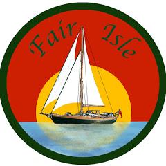 Sailing Fair Isle