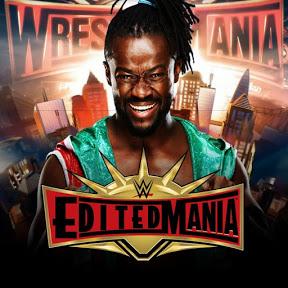 WWE Edited Match Cards