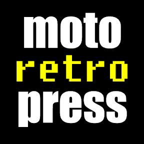 moto retro press