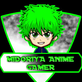 Midoriya Anime Gamer