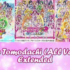Pretty Cure All Stars New Stage 3: Eternal Friends - Topic