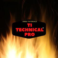 Ti Technical Pro