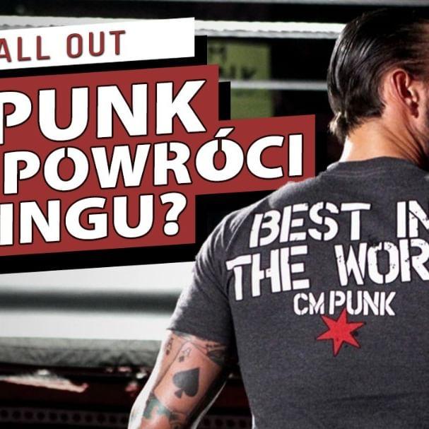 Czy CM Punk powróci dziś do ringu profesjonalnego wrestlingu?  Więcej na ten temat możecie dowiedzieć się z naszego najnowszego filmu! Link w opisie profilu!