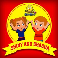 Koo Koo TV Shiny and Sasha