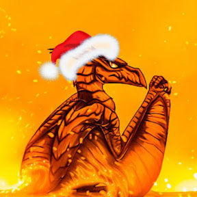 DragonTitan376 The Blazing Kaiju