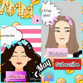 Aminka Medinka May