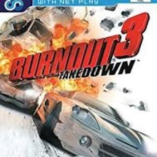 I haven't played Burnout 3 yet I'll get this game on the Xbox 360 looks like a good game
