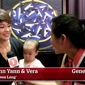 Yeo Yann Yann - Topic