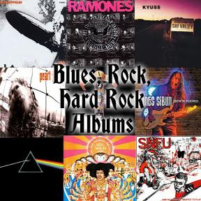 Blues/Rock/Hard Rock Albums