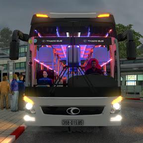 Hyundai Universe ETS2 Viet Nam