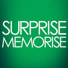 Surprise Memorise