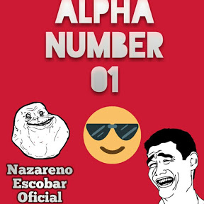 AlphaNumber 01