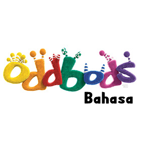 Oddbods Bahasa