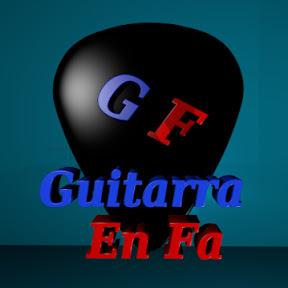Guitarra en Fa