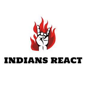 Indians React