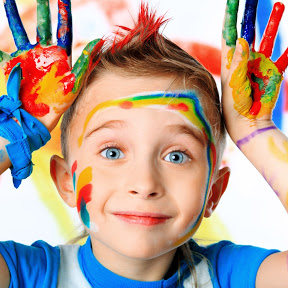 PAINT • FOR • KIDS