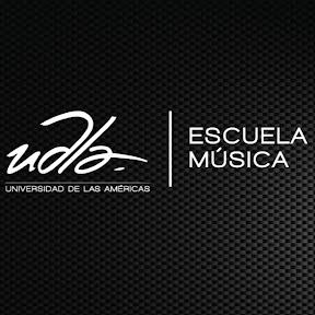 Departamento de batería - Escuela de Música Udla