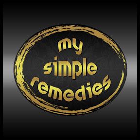 My Simple Remedies