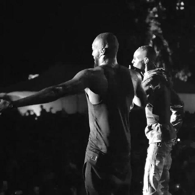 Häng med Aden x Asme [ @_adeningenannan ] [ @_asme ] & Stormzy [ @stormzy ] backstage på Way Out West!! Gåshud utlovas 🙌🏼 länk i bion. 🔥