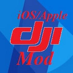 iOS Mod DJI GO apps