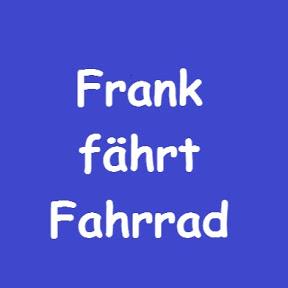 Frank fährt Fahrrad