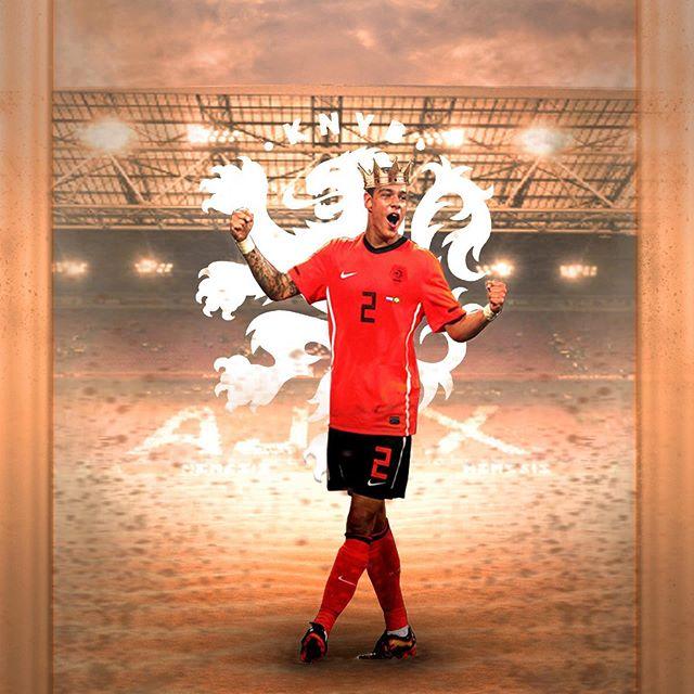 "@gregoryvanderwiel ""The King Of The Fullbacks"""